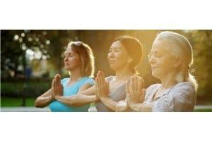 Een sterk immuunsysteem met yoga en meditatie