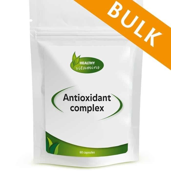 Antioxidant complex - 240 capsules - Vitaminesperpost.nl