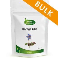 Borage olie - 240 softgels - Bulk