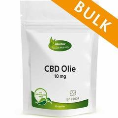 CBD Olie 10 mg - 120 capsules - Bulk
