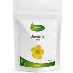 Damiana extract