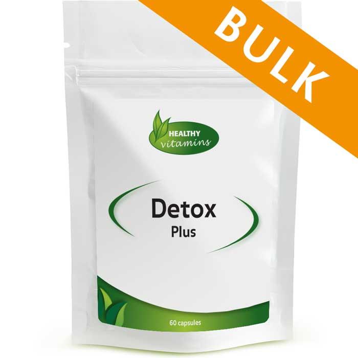 Detox Plus - 240 capsules - Vitaminesperpost.nl
