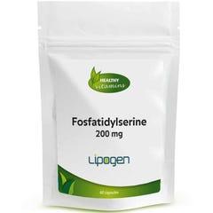 Fosfatidylserine 200 mg Lipogen