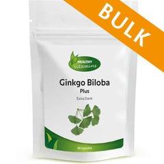 Ginkgo Biloba Plus - 240 capsules - Bulk