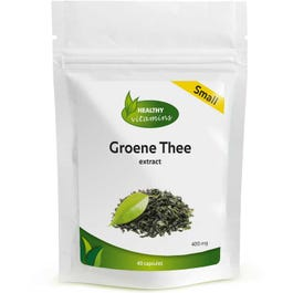 Groene thee extract SMALL