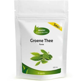 Groene Thee Forte SMALL