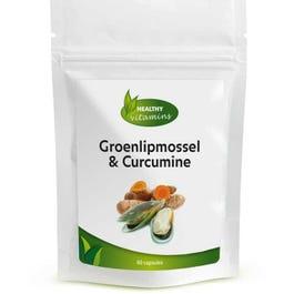 Groenlipmossel & Curcumine