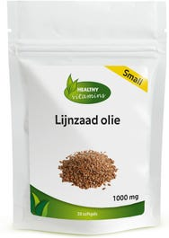 Lijnzaadolie 1000 mg SMALL