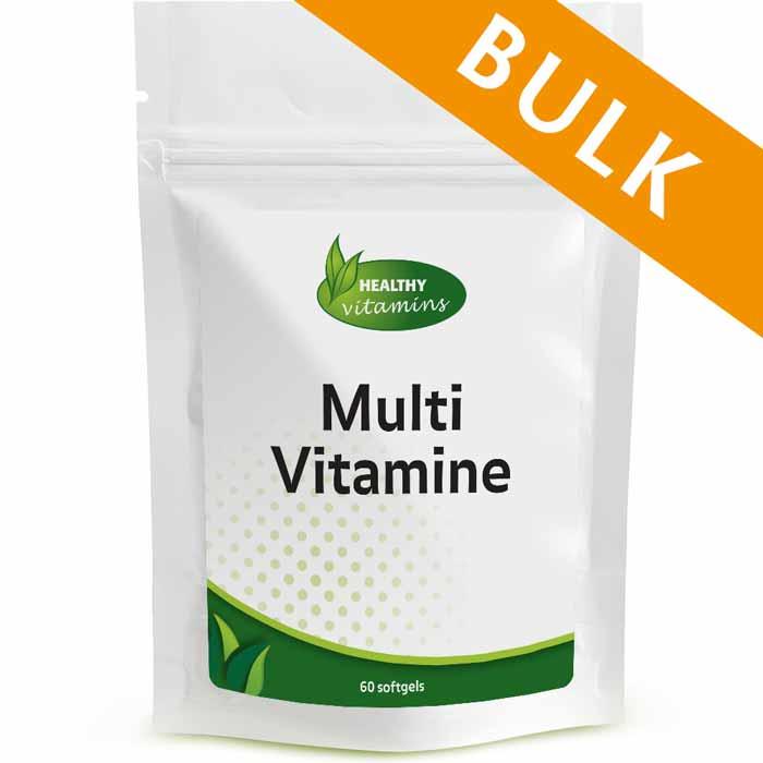 Multivitamine - 240 softgels - Vitaminesperpost.nl