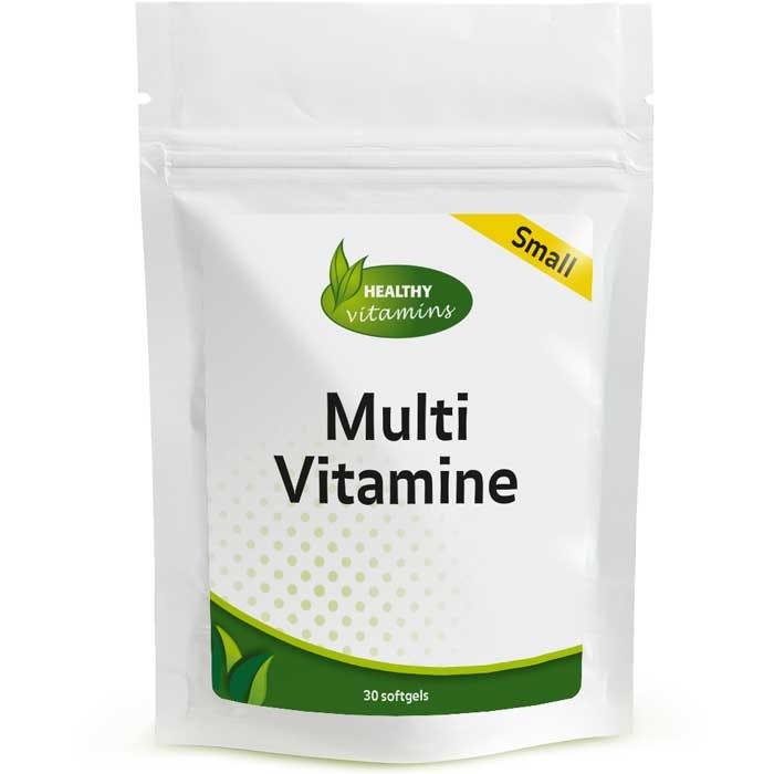 Multivitamine - Sterk - 30 capsules - Vitaminesperpost.nl