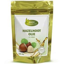 Hazelnootolie