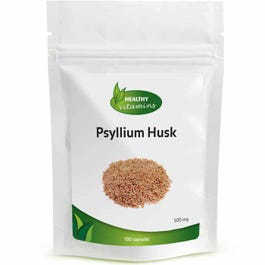 Psyllium Husk vezels