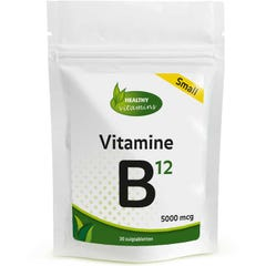 Vitamine B12 5000 mcg SMALL
