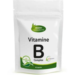 Vitamine B Complex Natuurlijk