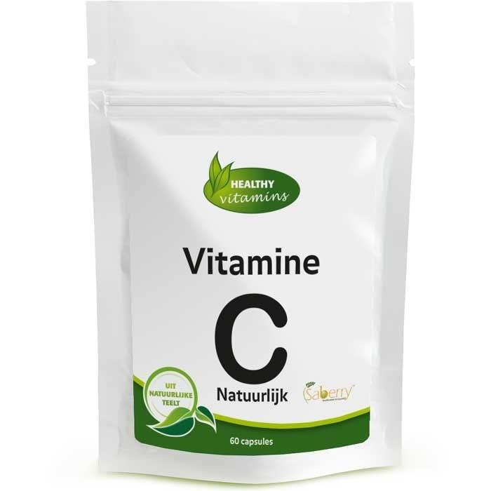 Natuurlijke Vitamine C - 250 mg - Vitaminesperpost.nl