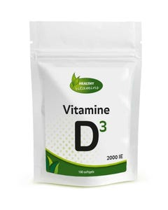 Vitamine D3 2000 IE