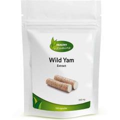 Wild Yam Extract 300 mg per capsule