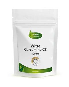 Witte Curcumine C3
