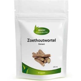 Zoethoutwortel Extract
