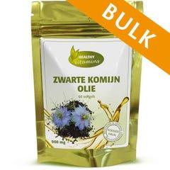 Zwarte Komijnzaad olie - 240 softgels - Bulk