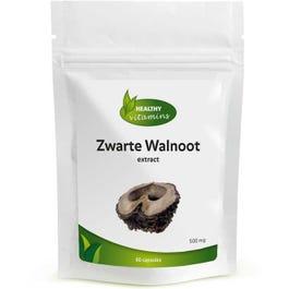 Zwarte Walnoot Extract