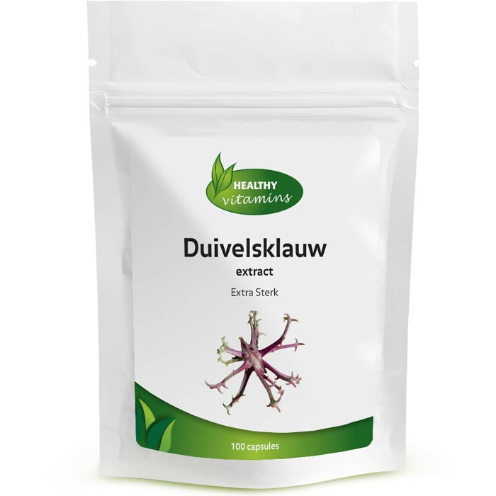 Duivelsklauw extract