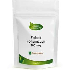 Folaat Foliumzuur 400 mcg