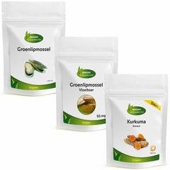 Groenlipmossel Premium Pakket