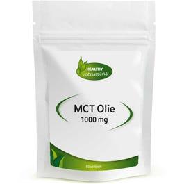 MCT Olie 1000 mg