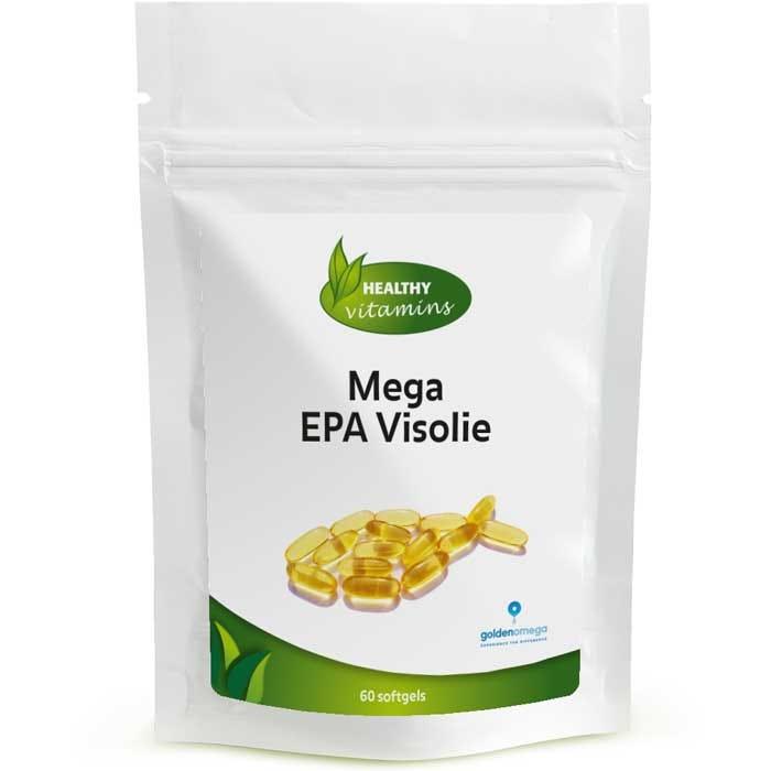 Mega EPA Visolie