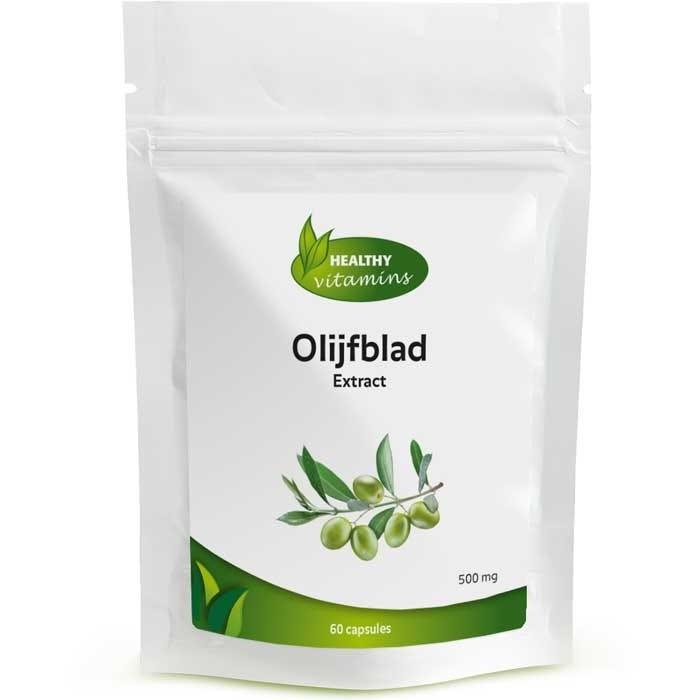 Olijfblad extract