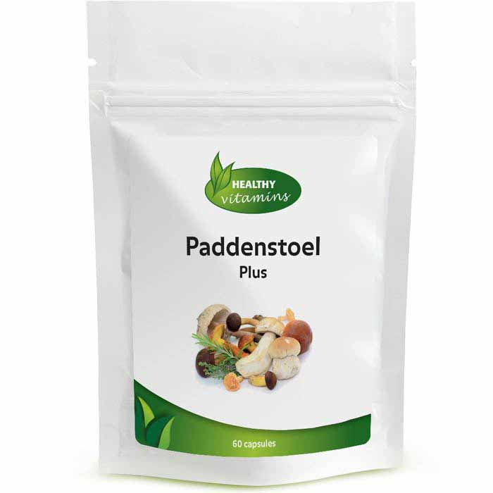 Paddenstoel Plus