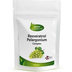 Resveratrol Pelargonium Complex