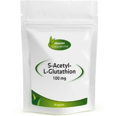 S-Acetyl-L-Glutathion 30 capsules 100 mg