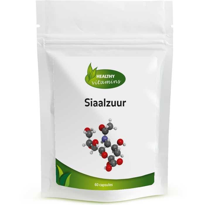 Sialzuur - 60 capsules - Vitaminesperpost