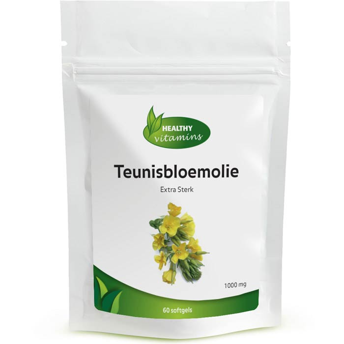 Teunisbloemolie Extra Sterk