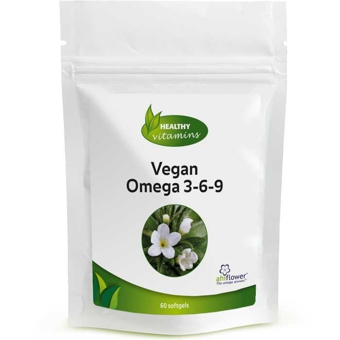 Afbeelding van Vegan Omega 3-6-9
