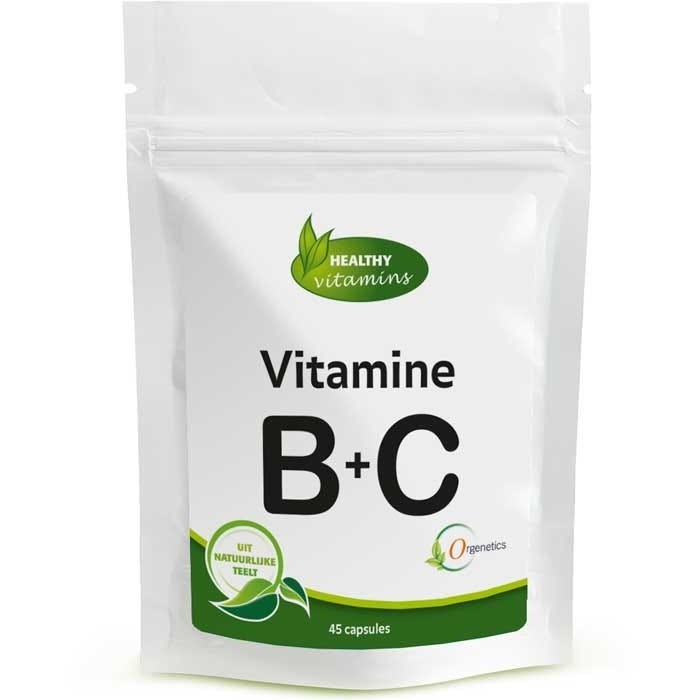 Vitamine B+C Natuurlijk