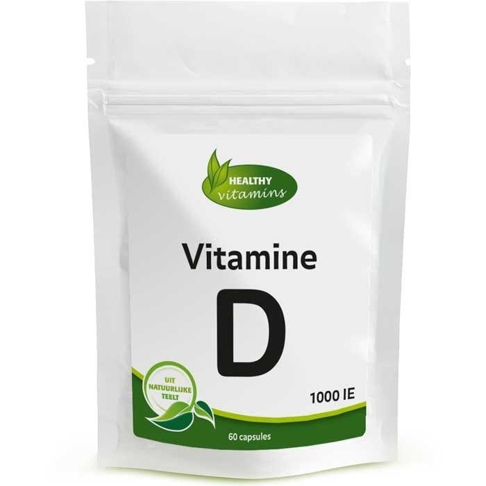 Vitamine D Natuurlijk