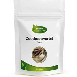 Zoethoutwortel Sterk