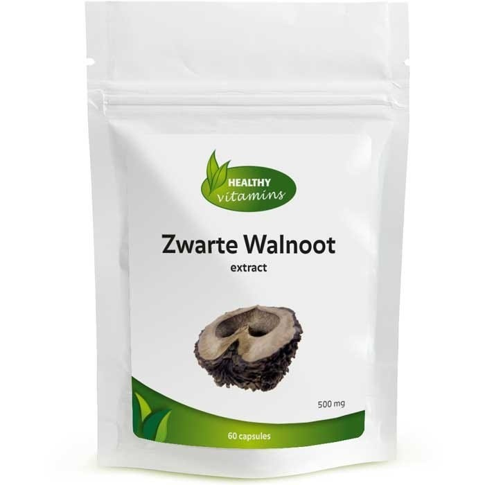 Zwarte Walnoot extract