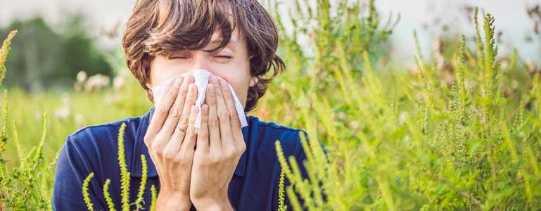 Kruidenallergie, het bestaat echt!