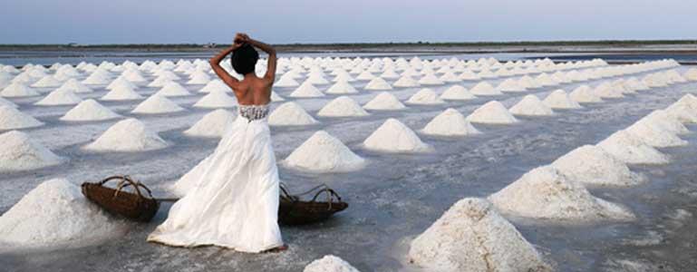 Neem het leven letterlijk met een korreltje zout