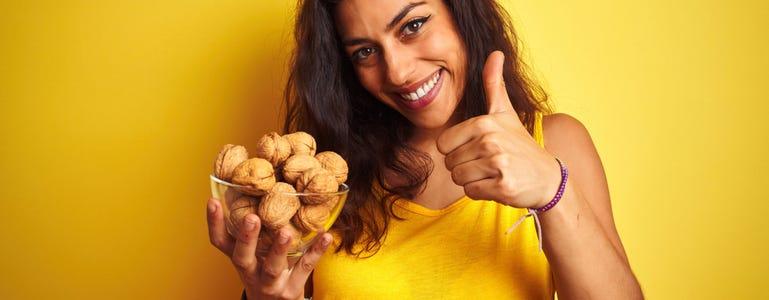 Waarom zijn (zwarte) walnoten zo gezond?
