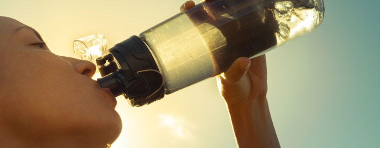 Detox met voedingssupplementen en vasten