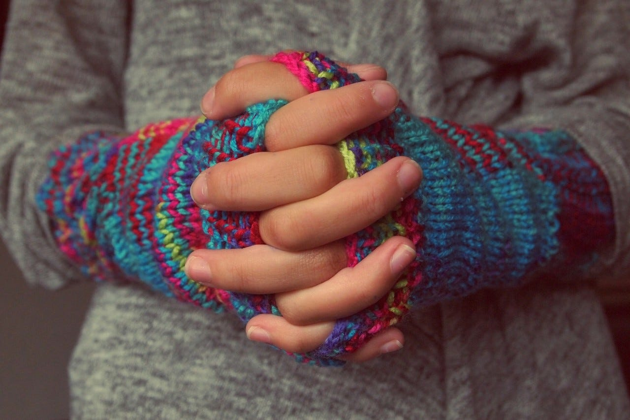 Koude handen en voeten