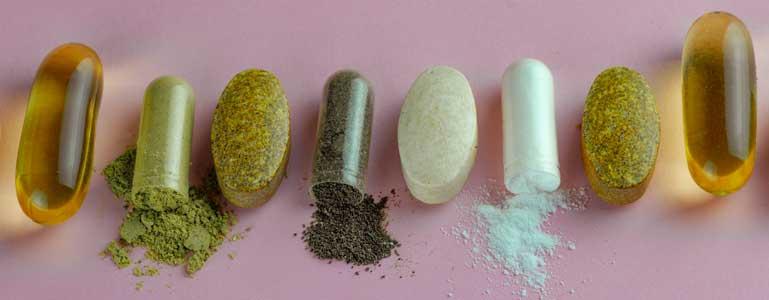 Mag ik de capsules van supplementen openmaken?