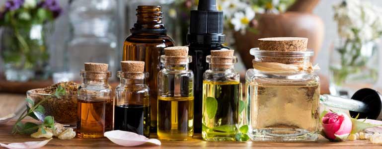 Oliën voor de spijsvertering