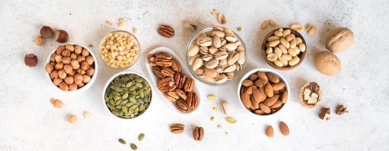 Waarom noten zo gezond zijn