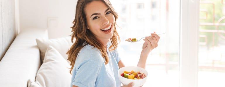 Wat kunt u het beste eten rondom de menstruatie?